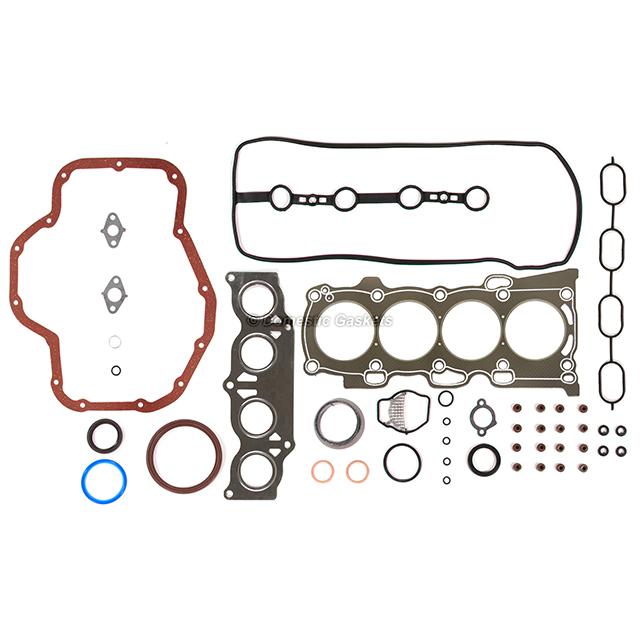 Fits 01-06 Toyota Highlander Camry Scion tC 2.4 Graphite Full Gasket Set 2AZFE