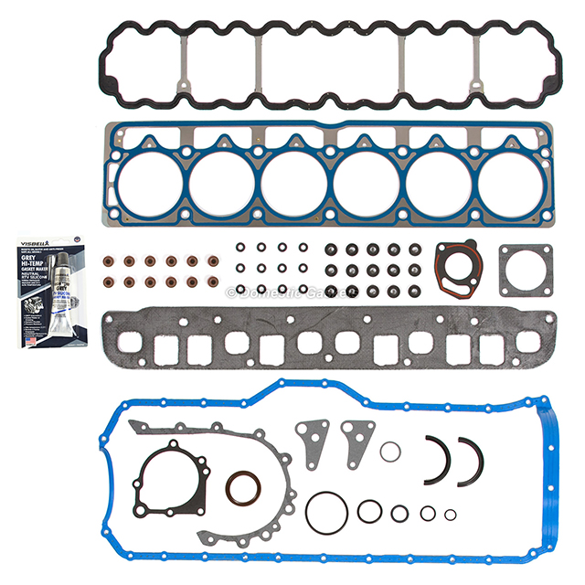 Fits 04-06 Jeep Wrangler Grand Cherokee 4.0L OHV Full Gasket Set VIN V S