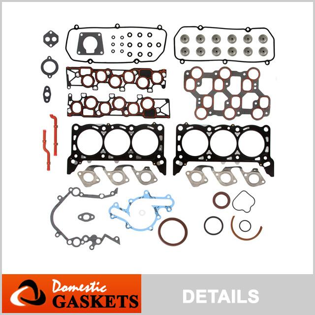 Full Gasket Set for Ford E250 E150 F150 4.2L Vin 2 OHV 12V