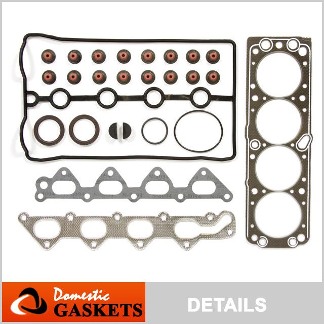 Intake Manifold Gasket Set Fits 99-02 Daewoo Lanos 1.6L L4 DOHC 16v