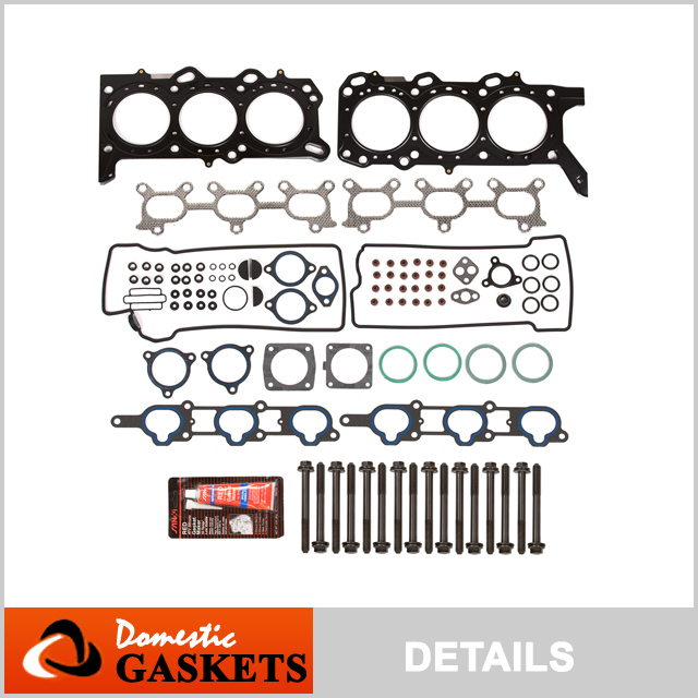 Details about Fits 06-08 Suzuki Grand Vitara 2 7L DOHC Head Gasket Set  Bolts H27A