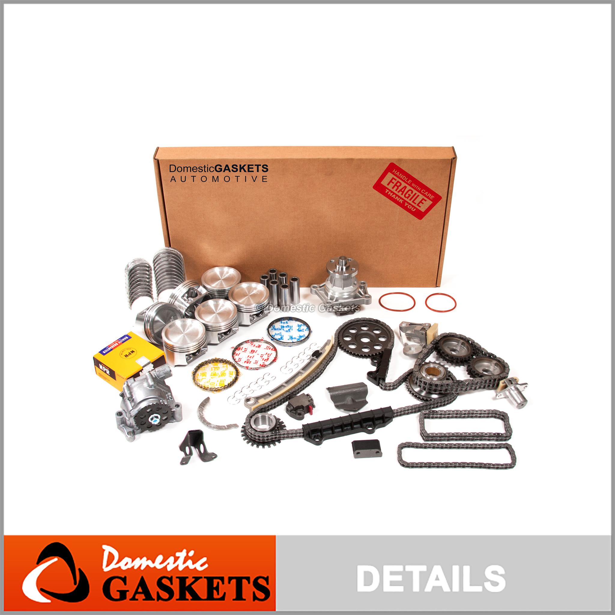 Engine Rebuild Kit Fits 01