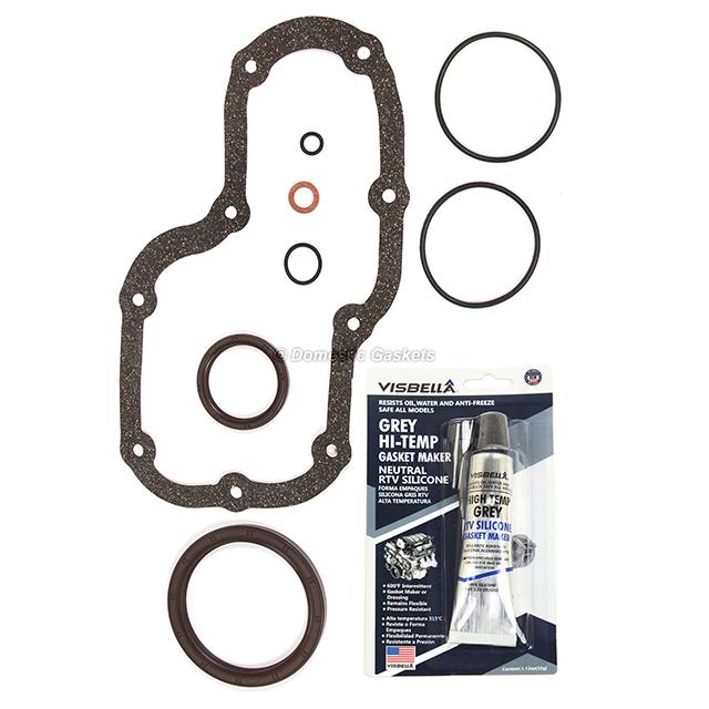 Fit 05-13 Nissan Frontier Xterra 4.0L DOHC Full Gaskets Bearing/&Rings Kit VQ40DE