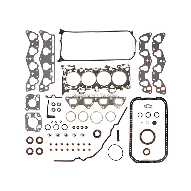 Fits 96-00 Honda Civic De So 1.6 Graphite Head Gasket Set D16Y5 D16Y8 D16B5
