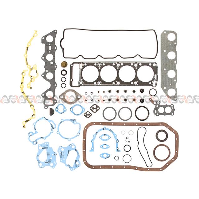Engine Full Gasket Set Bearing Rings Fits 87-89 Chrysler Conquest T//C 2.6L SOHC