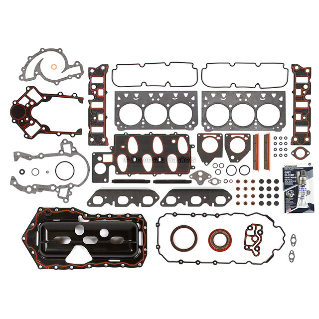 Engine Full Gasket Set Bearing Rings Fits 96-97 Pontiac Firebird 3.8L V6 OHV 12v