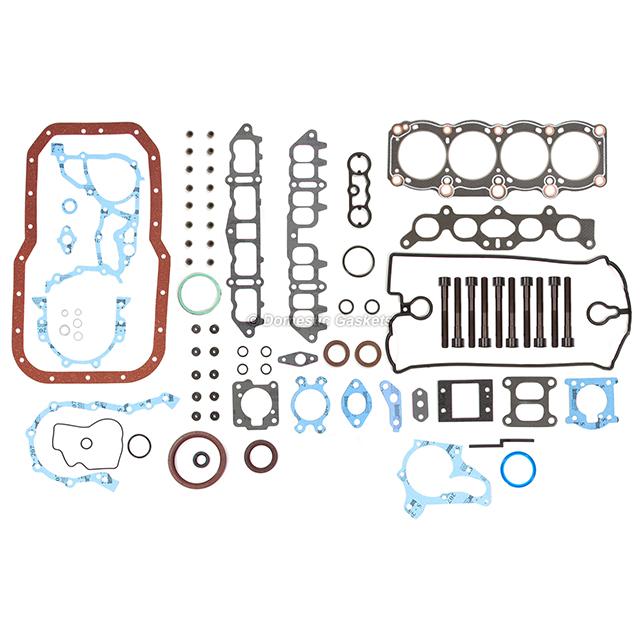 Full Gasket Set /& Head Bolts Fits 90-95 Toyota Celica Mr2 2.0L DOHC TURBO 3SGTE