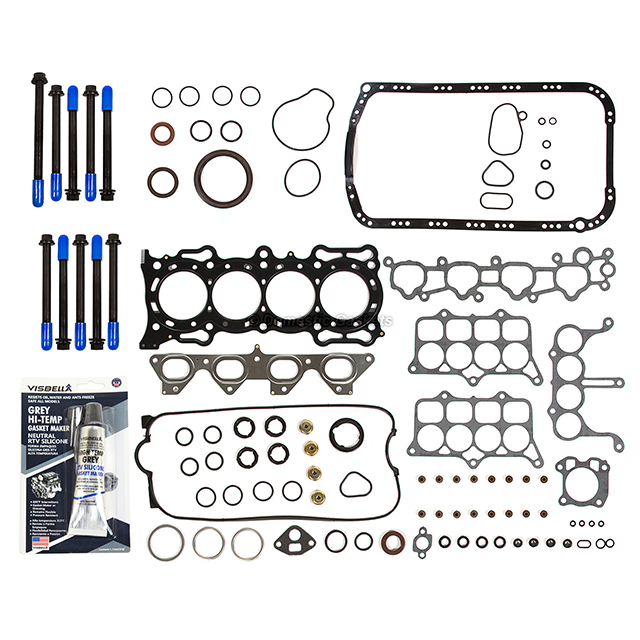 Fits 90-93 Honda Accord 2.2 SOHC Overhaul Engine Rebuild Kit F22A1 F22A4 F22A6