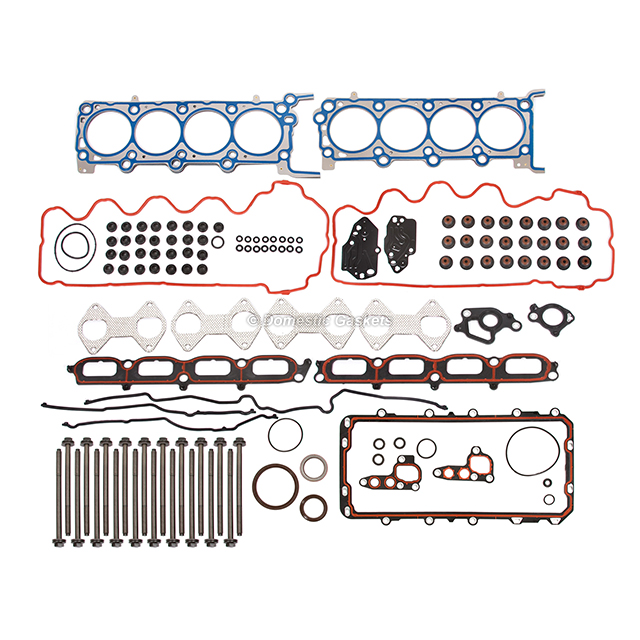 Head Gasket Set Bolts Fits Ford Expedition F150 F250 Lincoln Navigator 5.4L VIN5