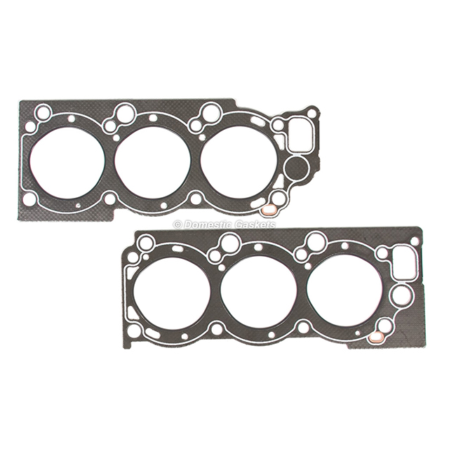 Fits 88-95 Toyota Pickup T100 3.0L SOHC Left andRight Graphite Head Gasket 3VZE