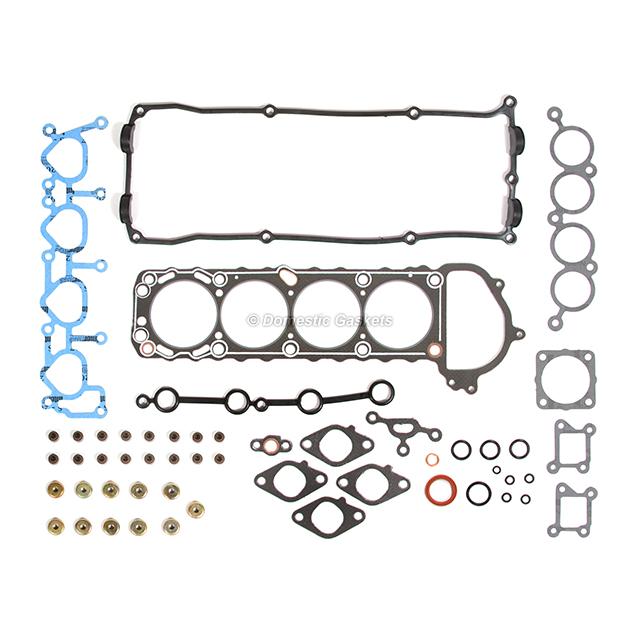 Compatible With Nissan 240SX KA24DE DOHC 16V Full Gasket Set