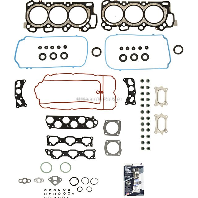 Fits 08-17 Honda Odyssey Accord Acura 3.5L Head Gasket Set