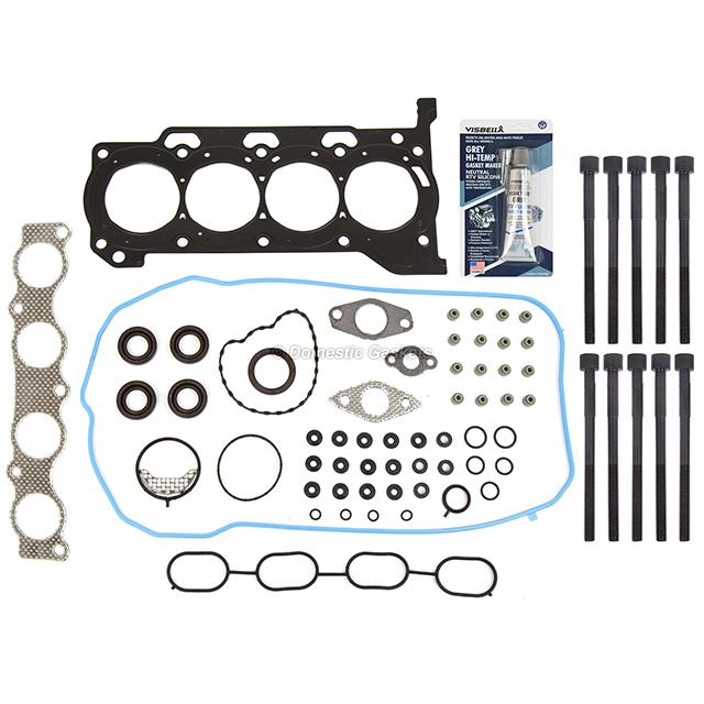 MLS Head Gasket Set Fits 10-15 Lexus Toyota CT200h Prius 1.8L L4 DOHC 16v