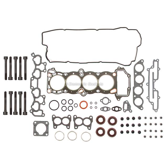 Details about Fits 91-94 Nissan Sentra NX 1 6L DOHC Head Gasket Set Bolts  GA16DE