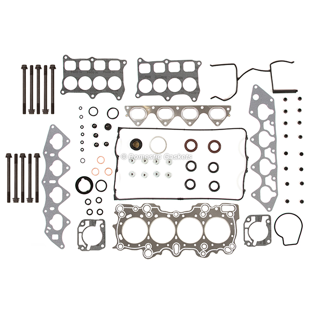 Graphite Head Gasket Set Bolts Fits 94-01 Acura Integra GS