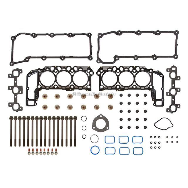 Replacement For Jeep Liberty 3.7L 02-05 HS26229PT Head Gasket Set Replacement For Dodge Ram Durango Dakota