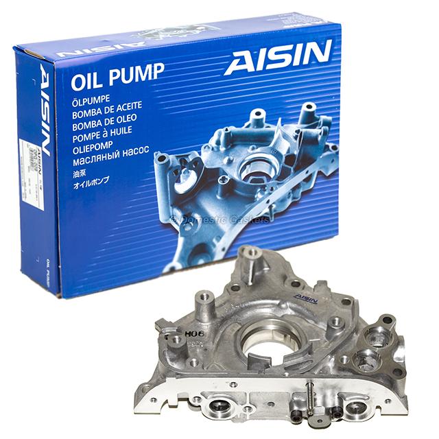 Oil Pump Fits 98-04 Isuzu Acura Honda Passport Rodeo Trooper 3.2L 3.5L 6VD1 6VE1
