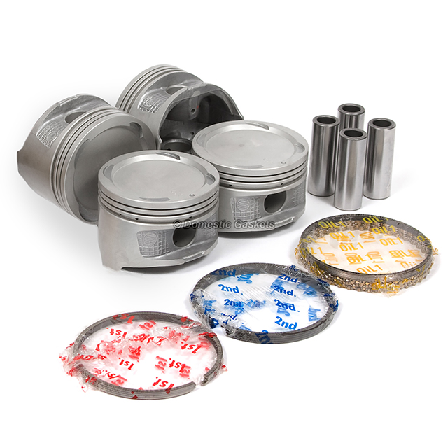 Fits-93-97-Toyota-Corolla-Celica-Prizm-1-8L-DOHC-Pistons-Bearings-Ring-Set-7AFE thumbnail 5