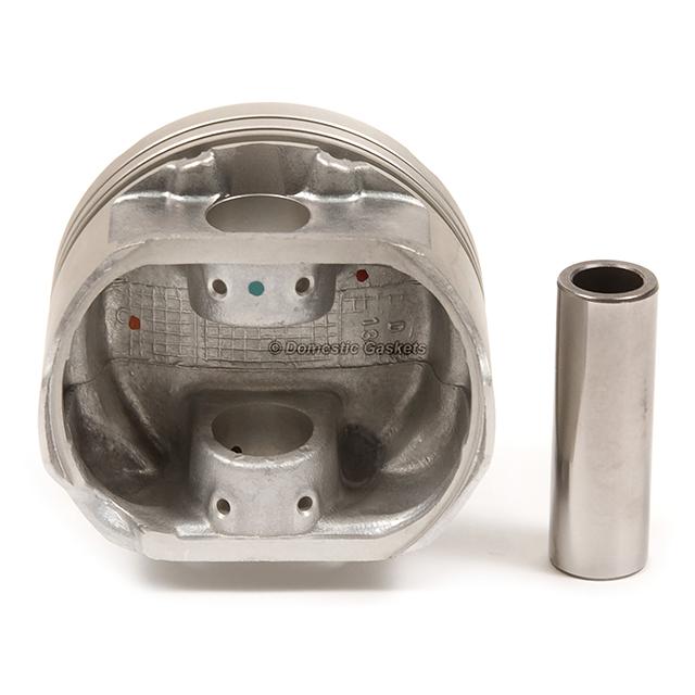 Fits 93-03 Mazda 626 MX6 Protege Ford Probe 2.0L DOHC Piston Rings Set FS