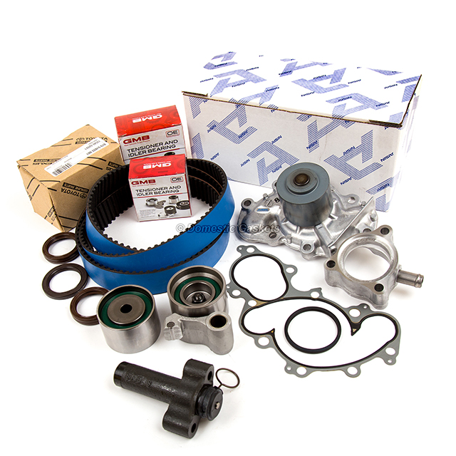 New Timing Belt Kit/&Water Pump W// Hydraulic Tensioner For Toyota Pickup 3.4L V6