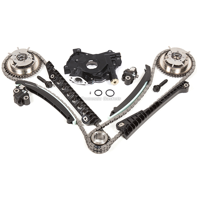 HP 04-08 Ford F150 Expedition Lincoln 5.4L 3-Valve Timing Chain Oil Pump Kit