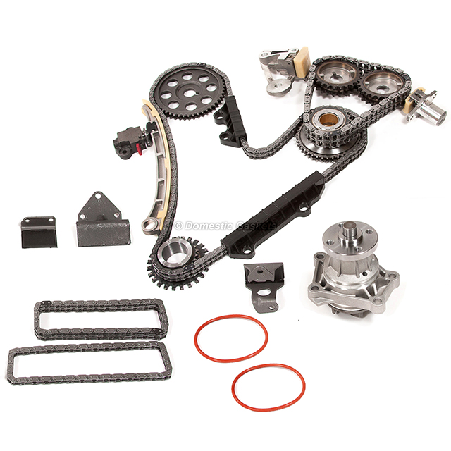 2700cc Tracker Vitara DNJ TK523 Timing Chain Kit for 1999-2006 // Chevrolet Suzuki//Grand Vitara 2737cc 2.7L // DOHC // V6 // 24V // 2500cc XL-7//2.5L