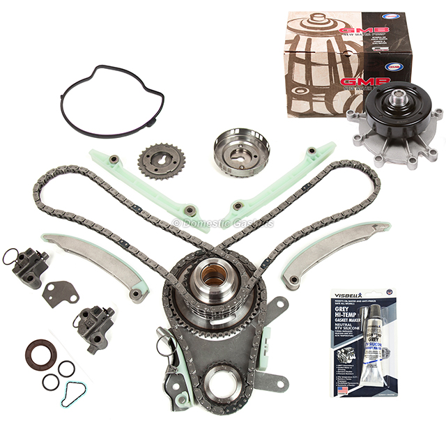 Timing Chain Kit Timing Cover Gasket for 07-13 Dodge Jeep Ram 4.7L V8 SOHC